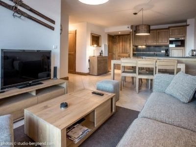 Photo for Apartment Les Arcs 1800, 3 bedrooms, 6 persons