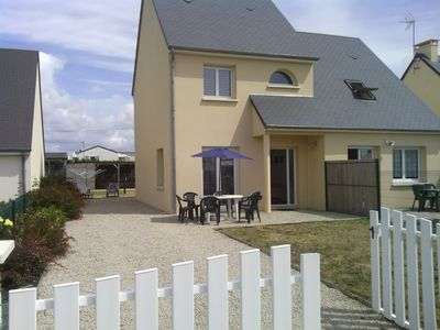 Photo for quiet house 500m from the beach and golf at 100m