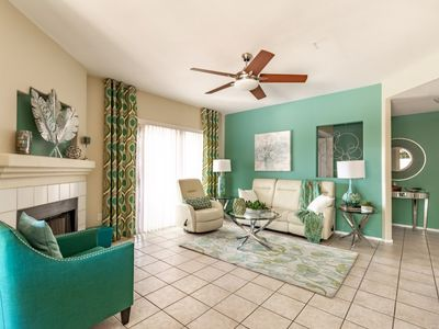 Photo for Scottsdale Condo with Large Private Patio, Gorgeous Golf Course Views and Heated Community Pool!