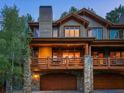 Photo for Deer Valley Luxury Townhome In Ideal Location near Main Street Park City