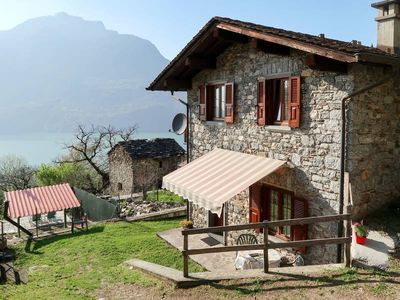 Photo for Vacation home Casa Angel  in Verceia (SO), Lake Como - 4 persons, 1 bedroom