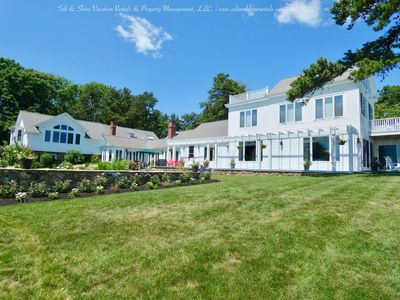 Photo for <<ENJOY THIS STUNNING HOME WHILE SOAKING UP THE SALTY MAINE AIR>> *Ocean Crush*