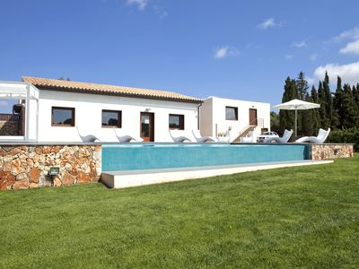 Photo for SON CALET - Villa with private pool in Llubí.