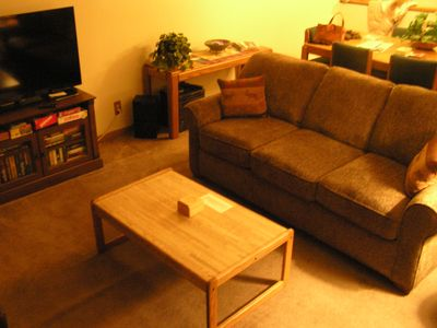 Photo for Enjoy the BEST SNOW in years! Spacious condo. Walk-to location. Super CLEAN.