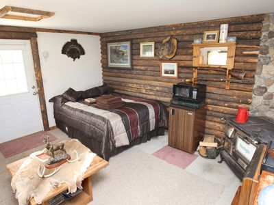 Photo for Montana's favorite hunting cabin is available for fishing season