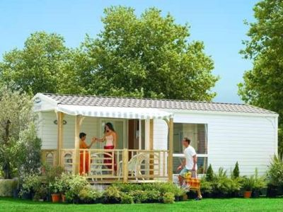 Photo for Mobile home 2 bedrooms in Vendée