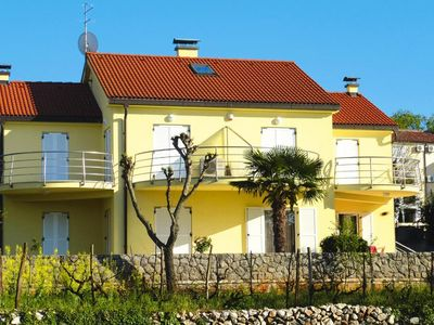 Photo for Apartments home Blazinic, Malinska  in Krk - 5 persons, 2 bedrooms