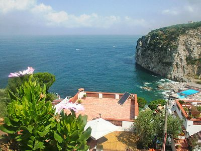 Photo for Apartment Sammontano bay in Massa Lubrense - 4 persons, 1 bedrooms