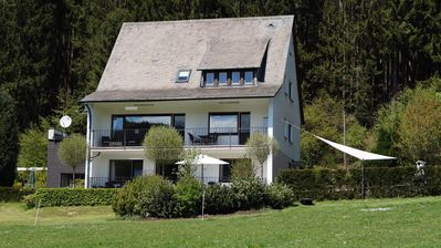 Photo for 5 * Country House, 280 sqm, detached, for sole occupancy, own sauna,