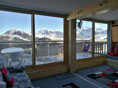 Photo for Amazing apt with mountain view