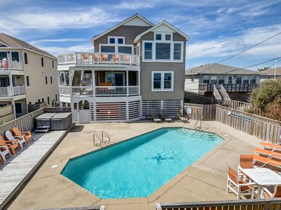 Photo for Krosnest | Oceanfront | Private Pool, Hot Tub