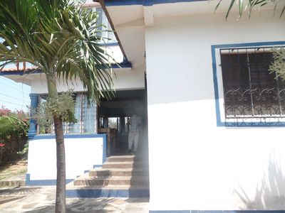 Photo for Blue House Watamu wonderfull B&b close to the beach.