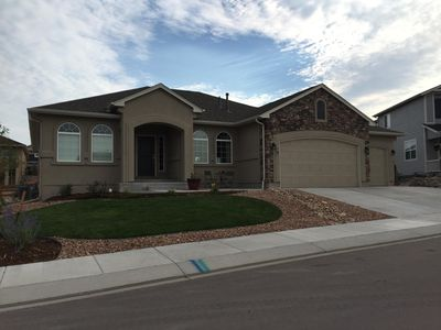 Photo for Beautiful Home Just Minutes From The Air Force Academy!