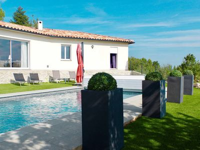 Photo for Vacation home in Montmeyan, Côte d'Azur hinterland - 6 persons, 3 bedrooms