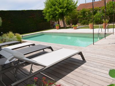Photo for 2BR Cottage Vacation Rental in L'isle-Sur-La-Sorgue, Provence-Alpes-Côte-D'Azur