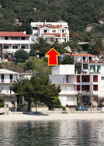 Photo for Apartment in Igrane (Makarska), capacity 2+3