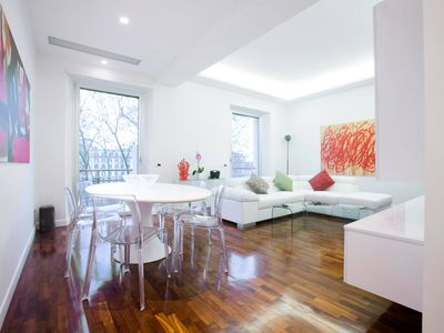 Photo for 3 bedrooms Luxury apartment in the Centre of Rome, STRATEGIC POSITION!