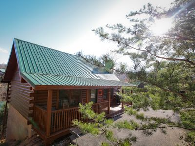 Photo for 1BR Cabin Vacation Rental in Pigeon Forge, Tennessee