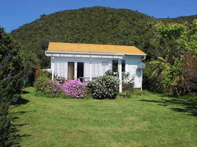 Photo for Whanarua Bay Cottages - The Cottage
