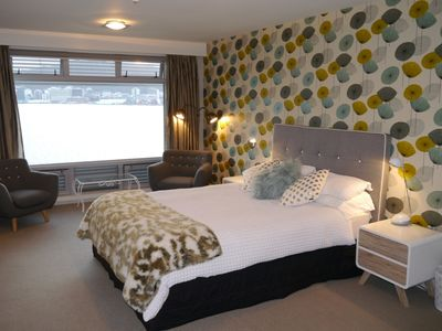 Photo for Stunning Sea and City Views - Studio Apartment for 2
