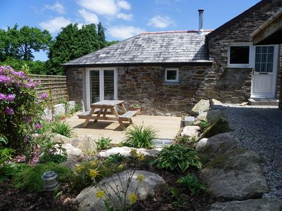 Photo for RURAL RIVERSIDE COTTAGE | LOG BURNER | CAMEL TRAIL | ASK FOR DISCOUNT 3 NIGHTS +