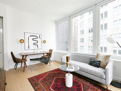 Photo for 2BR Apartment Vacation Rental in Manhattan, New York