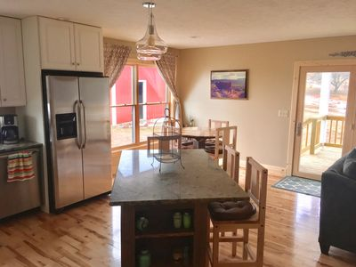 Photo for Pet Friendly, Quiet Retreat Situated Between Traverse City and Elk Rapids.