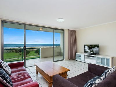 Photo for Toorak Court 12 - Beachfront Kirra - Min. 3 night stays!