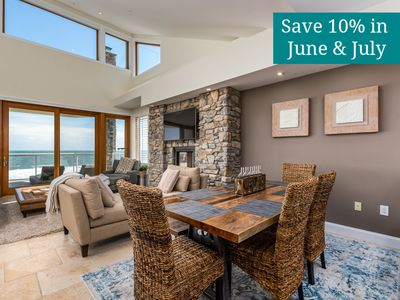 Photo for 10% Off June/July Weeks! 3,000-SqFt Luxury Oceanfront - Private Elevator & Jacuzzi!