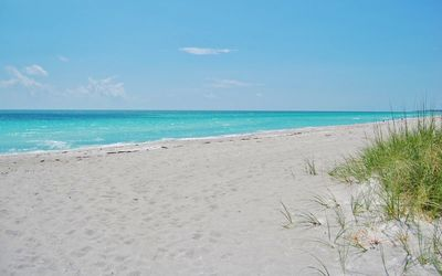 Photo for Relaxing 2 Bedroom Beach Condo Only Steps from the Soft Sands of the Beach