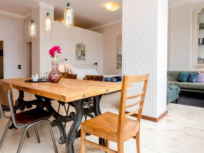 Photo for Duomo amazing view apartment in Centro Storico with WiFi & air conditioning.
