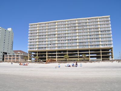 Photo for Oceanfront 3 Bed/3 Bath Condo in Cherry Grove!!