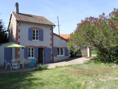 Photo for Cottage 4 people comfortable near chain Puys, Vulcania and Puy-de-Dome