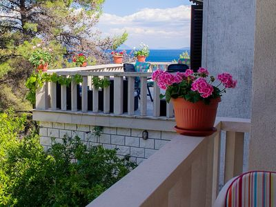 Photo for Suitable apartment for four people - 30 m from the beach I