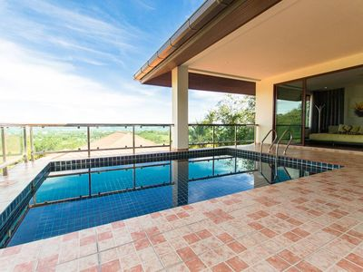 Photo for Chalong Seaview 5 Bed Pool Villa