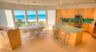 Photo for Extended Stay Gulf Front Condo with Heated Pool!! Island Paradise 5: 3 BR / 2 BA