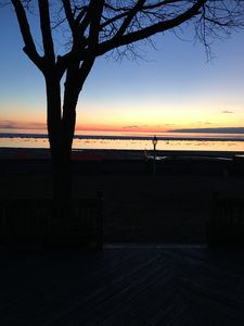 Photo for Beachfront cottage with amazing sunsets