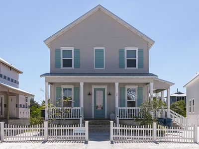 Photo for Turquoise Tailwinds: 5 BR / 5 BA house in Orange Beach, Sleeps 14