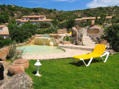 Photo for Mini-villa N ° 8 2 bedrooms approx. 65m² heated pool panoramic view