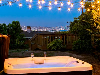 Photo for Amazing Views, Hot Tub, Family Friendly + Close to All