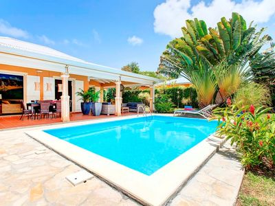 Photo for Charming villa 3 bedrooms private pool
