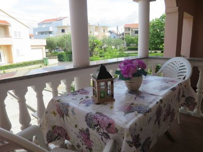 Photo for Apartment Catarina (ZAD111) in Zadar - 4 persons, 1 bedrooms