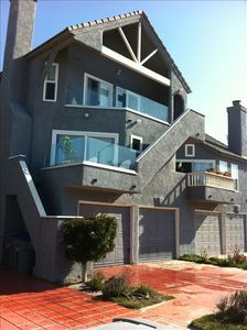 Photo for Ocean and Beach View Townhouse on Mandalay Beach in Oxnard, Ca