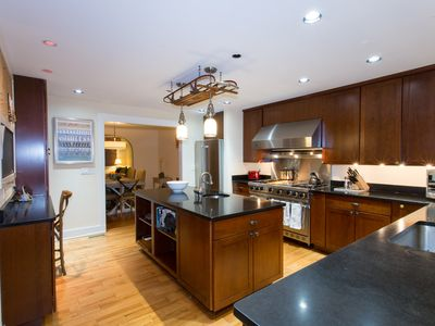 Photo for The Kings Court - Downtown 4 BR Gem, One Block to the Naval Academy Gates!
