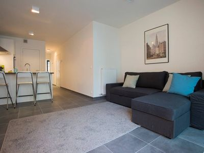 Photo for Apartment in the center of Antwerp with Lift, Internet, Washing machine (1008393)