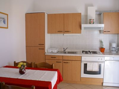 Photo for Apartment 400 m from the nearest beach - air conditioning & satellite TV