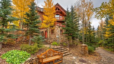 Photo for See Forever Cabin 110: 3 BR / 3.5 BA town home in Mountain Village, Sleeps 6