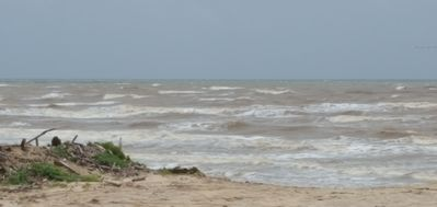 Photo for ON THE BEACH and can see the Intercoastal