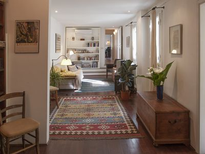 Photo for Lovely Apt. W/ Grand Piano in Oltrarno near Pitti Palace
