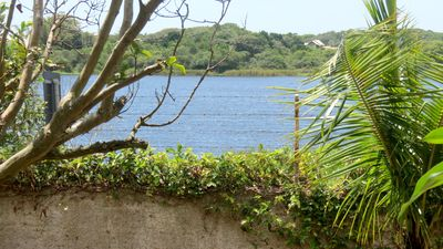 Photo for House with 2 bedrooms in front of Lagoa Pequena